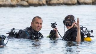 Scafandrii militari te invită la scufundări! Cum poți participa