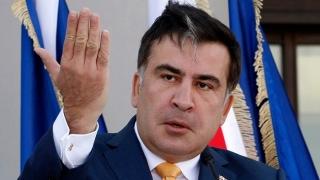 Scandal în Georgia! Mihail Saakașvili a ameninţat că se aruncă de pe bloc