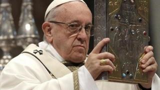 Scandal de pedofilie: Papa Francisc acceptă demisia unui cardinal