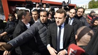 Scandalul Benalla: Macron în corzi!