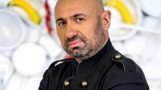 Chef Scărlătescu se destăinuie. Cum a slăbit unul dintre cei mai iubiți bucătari