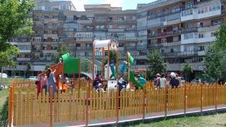 Se schimbă locurile de joacă din Constanța?