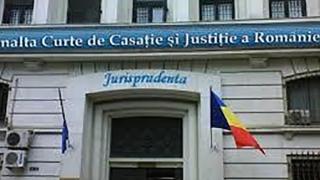 ÎCCJ a sesizat CCR cu privire la legea de modificare a Codului penal