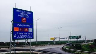 Cum plătiți prin SMS taxa pentru podurile dintre Fetești și Cernavodă
