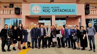 Schimb de experiență între profesori din România și din Turcia