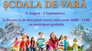 Școala de vară ''Acasă la Sfântul Vasile''