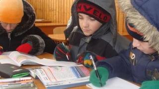 Şcolile, afectate de frig! Ce se va întâmpla cu elevii
