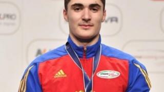 Andrei Păștin a devenit campion mondial de cadeţi la sabie