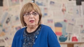 Scriitoarea Gabriela Adameșteanu împlinește 75 de ani