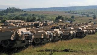 SUA regretă acțiunea militarilor americani care au distrus cu tancurile culturi din Ialomița