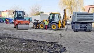 Se amenajează noi locuri de parcare în zonele rezidențiale