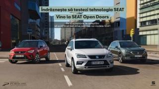 Exclusiv Auto vă invită la SEAT Open Doors