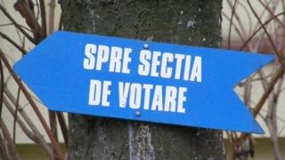 Locații neobișnuite pentru secții de vot: teatru, poliție, agenții fiscale, hoteluri