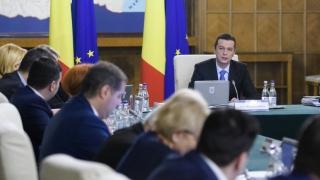 Guvernul discută în ședința de marți proiectul Legii bugetului de stat pe anul 2017