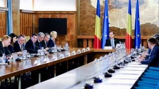 O nouă şedinţă de Guvern, astăzi. Ce a vrut Orban pe ordinea de zi