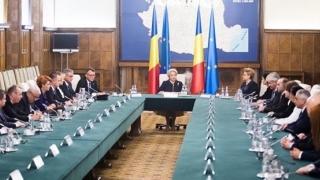 Şedinţa de Guvern pentru referendum, amânată