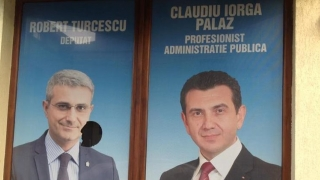 Sediul PMP Constanța, vandalizat