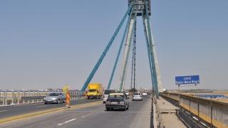 Se închide complet podul de la Agigea?