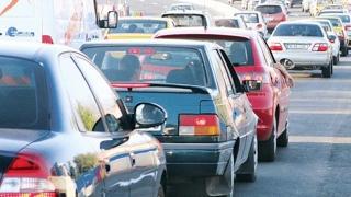 Se întorc românii la casele lor! Trafic supraaglomerat!