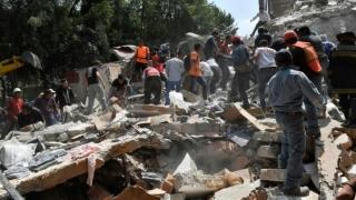 Seismul din Mexic - Bilanțul victimelor a urcat la 273 de persoane