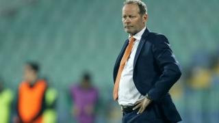 Selecționerul Olandei a fost demis după înfrângerea cu Bulgaria