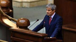 Dacian Cioloș a refuzat să participe la o întâlnire informală cu președintele Senatului