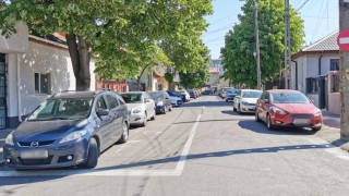 ATENȚIE, șoferi! De astăzi, au fost introduse 16 noi SENSURI UNICE în centrul orașului Constanța