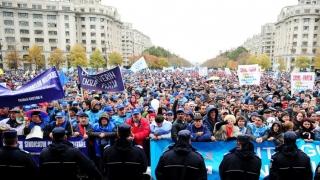 Se pregăteşte declanşarea grevei generale în economia naţională