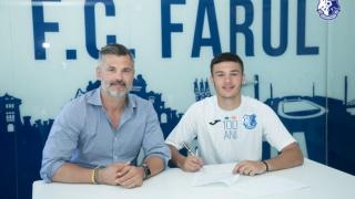 Vlad Șerbănescu va juca la FC Farul