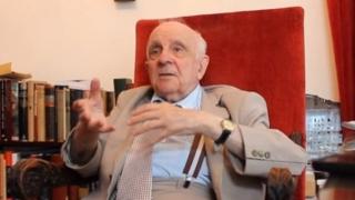 Istoricul și academicianul Șerban Papacostea s-a stins!