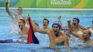 Serbia a obţinut patru medalii olimpice la sporturile de echipă