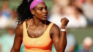 Serena Williams s-a calificat în turul trei la Roland Garros