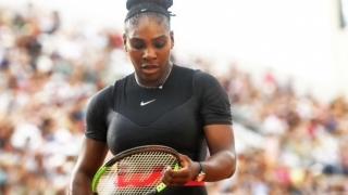 Serena Williams nu mai joacă cu Sharapova! S-a retras!