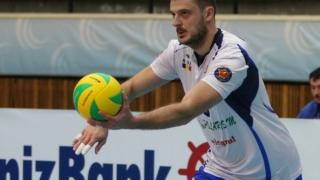 Sergiu Stancu a preluat echipa de volei Tricolorul LMV Ploiești