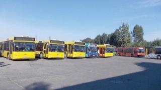 Se suplimentează numărul de autobuze RATC