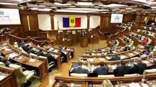 Când va fi prima reuniune a noului parlament moldovenesc