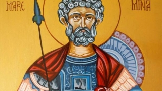 11 noiembrie - Sfântul Mina, ocrotitorul celor păgubiți