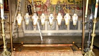 Lucrările de restaurare a Sfântului Mormânt al lui Iisus Hristos au fost finalizate