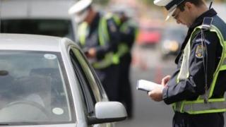 Poliţia Rutieră: Ești oprit în trafic? Ce să faci ca să scapi de amendă
