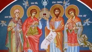 Sfântul Iustin și Sfinții Patru Martiri de la Niculițel
