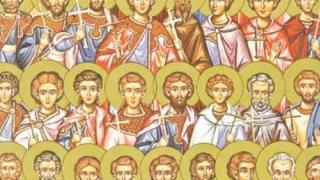 Sfinții 42 Mucenici din Amoreea, pomeniți pe 6 martie