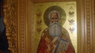 Sfântul care vindecă oamenii stăpâniți de duhuri rele