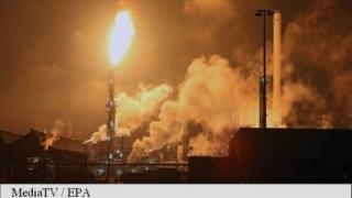 Incendiu la cea mai mare rafinărie din Europa