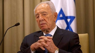 Fostul președinte israelian Shimon Peres, spitalizat din nou