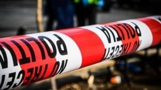 ALERTĂ! Poliția caută un bărbat care şi-a înjunghiat toată familia