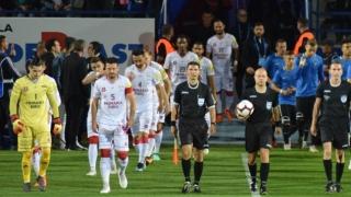 Dunărea Călăraşi a retrogradat, FC Hermannstadt merge la baraj