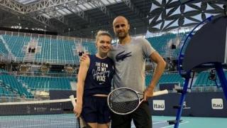 Simona Halep a anunţat cine este noul ei antrenor