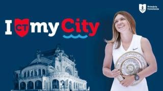 Halep aduce la Constanța trofeul de la Wimbledon. Restricții de circulație