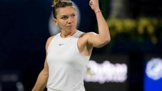 Halep, jucătoarea lunii februarie în ancheta WTA