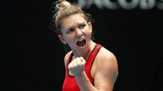 Meci fantastic! Halep va lupta pentru trofeu la Australian Open